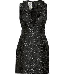 abee korte jurk zwart baum und pferdgarten
