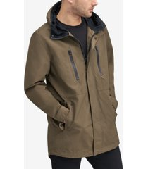 marc new york men's fishtail jacket