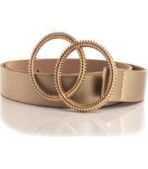 cinturón dorado de dama cosmos