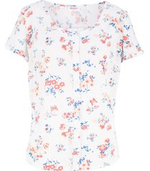 camicetta fantasia (bianco) - john baner jeanswear