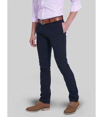pantalón casual 340 slim fit 91107
