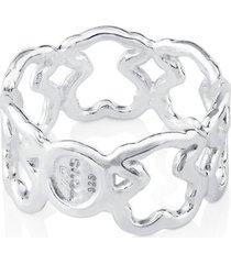 anillo new carrusel de plata 316985501