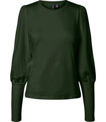topp vmpanda l/s mutton top