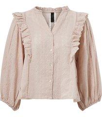 blus yastulip 3/4 shirt