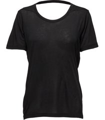 fonda t-shirts & tops short-sleeved zwart whyred
