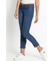 7/8 stretchjeans, slim fit