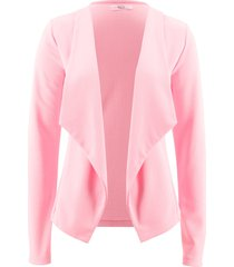 blazer di maglina (rosa) - bpc bonprix collection