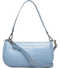 bag small bags top handle bags blauw barbara kristoffersen by rosemunde