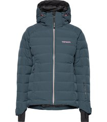 icebelle outerwear sport jackets blauw tenson