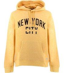 sweater jack jones jprkew sweatshirts mens geel