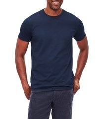 men's bonobos jetsetter performance t-shirt, size small - blue