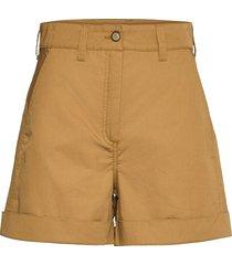 andriana shorts chino shorts brun by malene birger