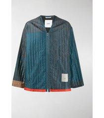oamc zipped padded jacket