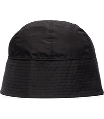 1017 alyx 9sm buckle-detail bucket hat - black
