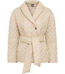 giacca con cintura (beige) - bodyflirt