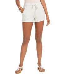 roxy juniors' mind at ease soft shorts