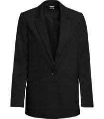 blazer oversize (nero) - bodyflirt