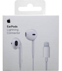 audifonos apple earpods lightning iphone x .