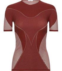 zen shirt t-shirts & tops short-sleeved röd wolford