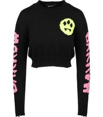 barrow crop logo sweater