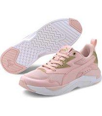 tenis - lifestyle - puma - rosa - ref : 37473702