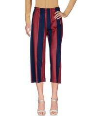 shirtaporter 3/4-length shorts