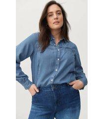 jeansskjorta janna ls shirt