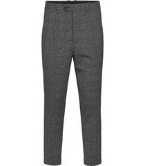 batalha trouser kostymbyxor formella byxor grå allsaints