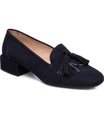 c-5814 loafers låga skor svart wonders