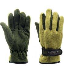 guantes samael verde topsoc