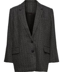 royagz oz blazer so21 blazers over d blazers grijs gestuz