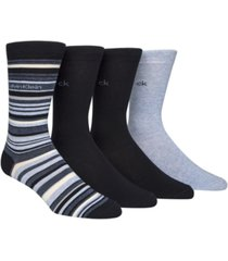 calvin klein men's 4-pk. dress socks