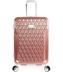 "bebe stella 21"" hardside carry-on spinner"