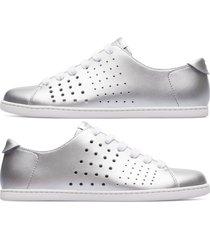 camper twins, sneakers mujer, gris , talla 41 (eu), k200636-002