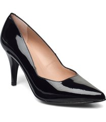 taneli_pa shoes heels pumps classic svart unisa