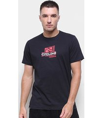 camiseta cyclone fashion metal masculina - masculino