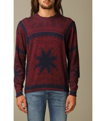 etro sweater etro paisley wool sweater