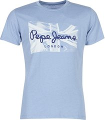 t-shirt korte mouw pepe jeans dacey