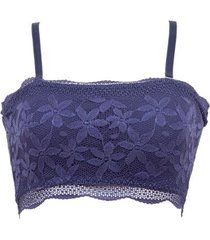 top renda carolina etz mell feminino