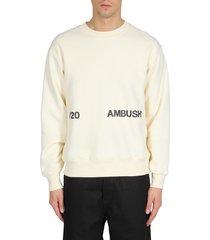 ambush knitted shirt new crewneck sweat shirt