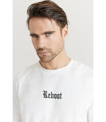 t-shirt reboot relaxed tee