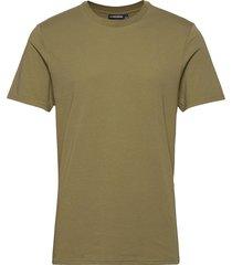 silo t-shirt t-shirts short-sleeved grön j. lindeberg