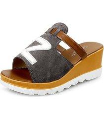 zapatillas para mujer con letras sandalias de pu artificiales 2019