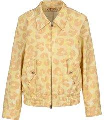 marni leopard print jacket