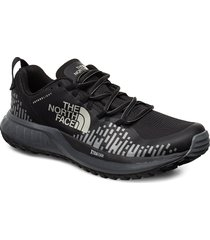 m ultra endur xf fl shoes sport shoes running shoes svart the north face