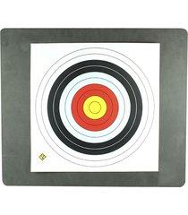 almofada aparadora em eva para tiro com arco espessura 4 cm