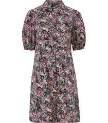 skjortklänning vmanneline s/s shirt dress