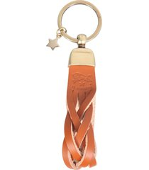 il bisonte key ring with charm