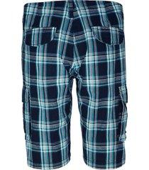 shorts babista marinblå::ljusblå