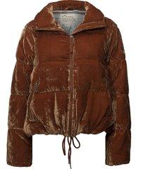 embrace velvet jacket gevoerd jack bruin odd molly